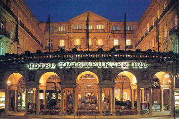 best hotels in frankfurt germany