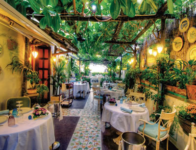 L Antica Trattoria Sorrento Italy Bown S Best