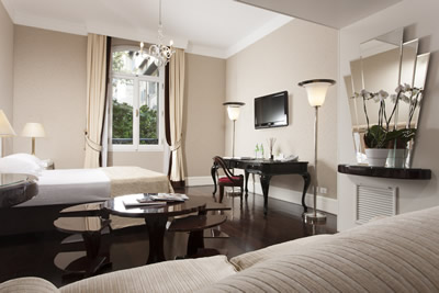 Hotel Regency, Florence, Italy | Bown's Best