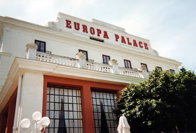 Grand Hotel Europa Palace Sorrento Italy Bown S Best