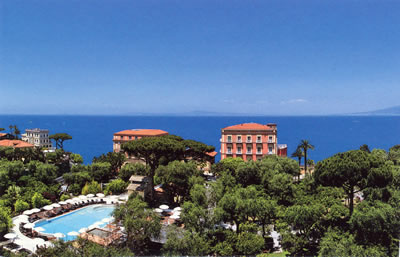 Grand Hotel Excelsior Vittoria Sorrento Italy Bown S Best