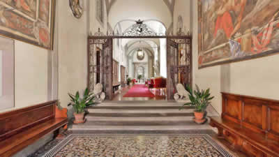 Palazzo Magnani Feroni, Florence, Italy | Bown's Best