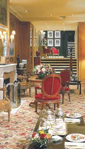 Bown\'s Best - Hotel San Regis, Paris, France