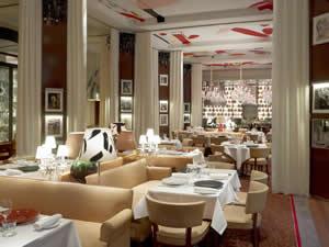 Bown's Best - Restaurant La Cuisine. Hotel Le Royal Monceau Raffles on