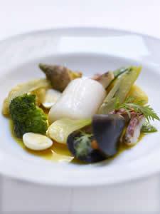 Bown 39 s best restaurant la cuisine hotel le royal - Royal monceau la cuisine ...