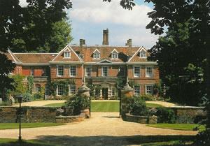 Hampshire Winchester Lainston House Hotel