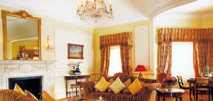 Prince of Wales Suite, The Willian Kent House at The Ritz, London, UK