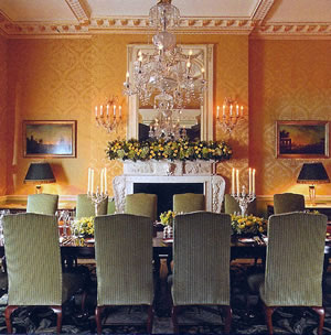The Wimborne Room, The Willian Kent House at The Ritz, London, UK