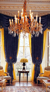 The Queen Elizabeth Room, The Willian Kent House at The Ritz, London, UK