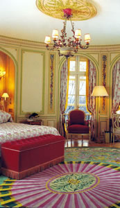 Royal Suite, The Willian Kent House at The Ritz, London, UK